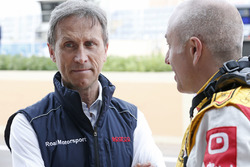 Roberto Ravaglia, team manager Roal Motorsport with Tom Coronel, Chevrolet RML Cruze TC1, ROAL Motorsport
