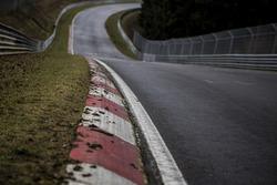 Nürburgring Nordschleife im Januar