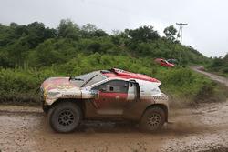 #328 Peugeot : Romain Dumas, François Borsotto