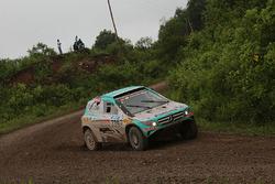 Хуан Сильва, Томислав Главич, #339 Mercedes