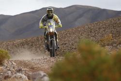 #5 KTM : Stefan Svitko