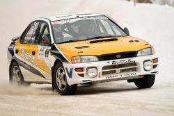 Sylvain Vincent, Subaru Impreza