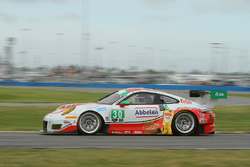 #30 Frikadelli Racing Porsche GT3 R: Klaus Abbelen, Patrick Huisman, Frank Stippler, Connor de Phill