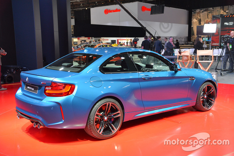 Bmw M2 Coupe At North American International Auto Show Automotive