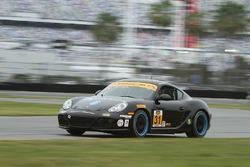 #31 Bodymotion Racing Porsche Cayman: Девін Джонс, Трент Хайндмен, Роб Слоунекер