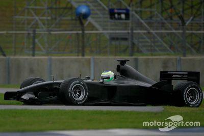 Silverstone, test di gennaio