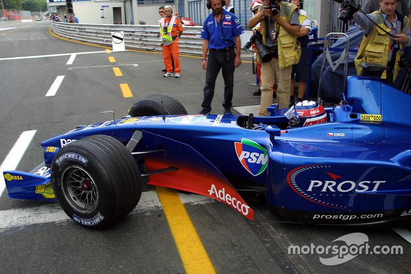 Prost AP04 2001 року