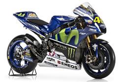 Nieuwe Yamaha YZR-M1 voor Valentino Rossi, Yamaha Factory Racing