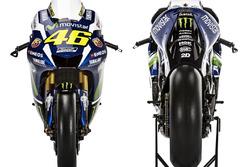 Yamaha YZR-M1 für Valentino Rossi, Yamaha Factory Racing