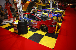 Dunlop British Touring Car Championship Messestand