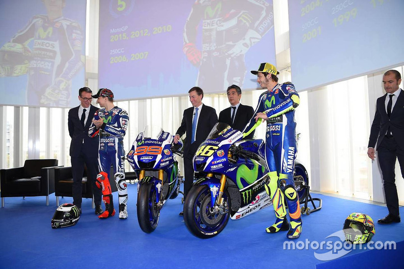 Team Yamaha Factory Racing