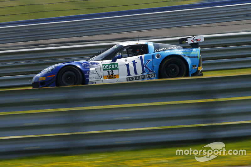 Remo Lips, Sven Barth, RWT Racing Team Corvette Z06.R GT4