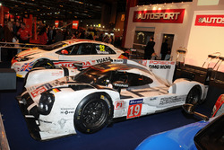 2015 Winning Porsche Le Mans Car