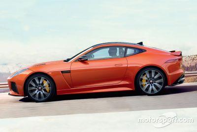 Présentation de la Jaguar F-Type SVR