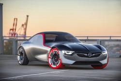 Концепт Opel GT