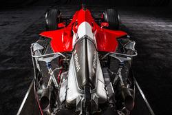 Le moteur V10Ferrari Tipo 050 de la Ferrari F2001