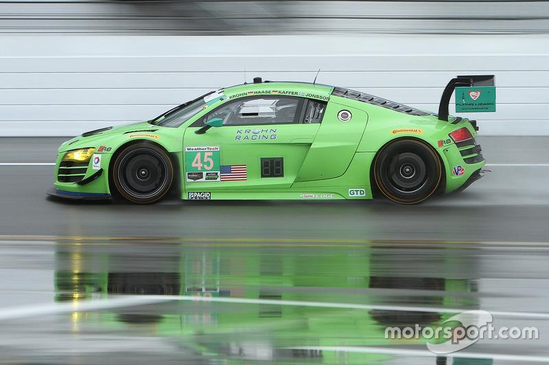 Pierre Kaffer, Christopher Haase (Flying-Lizard-Audi)