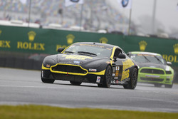 #99 Automatic Racing Aston Martin: Rob Ecklin, Al Carter