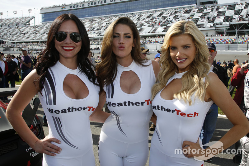 Chicas Weather Tec