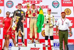Переможець - Піетру Фіттіпальді, друге місце - Харрісон Ньюі, третє місце - Мік Шумахер