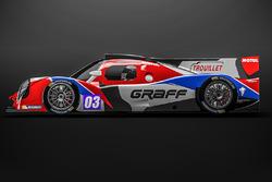 Graff Racing Ligier JS P3