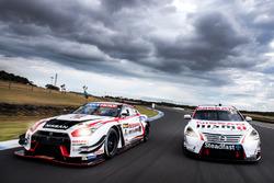 Nissan Motorsport onthulling kleurenschema