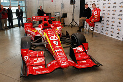 New livery for Scott Dixon, Chip Ganassi Racing Chevrolet