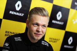 Кевин Магнуссен, Renault F1 Team