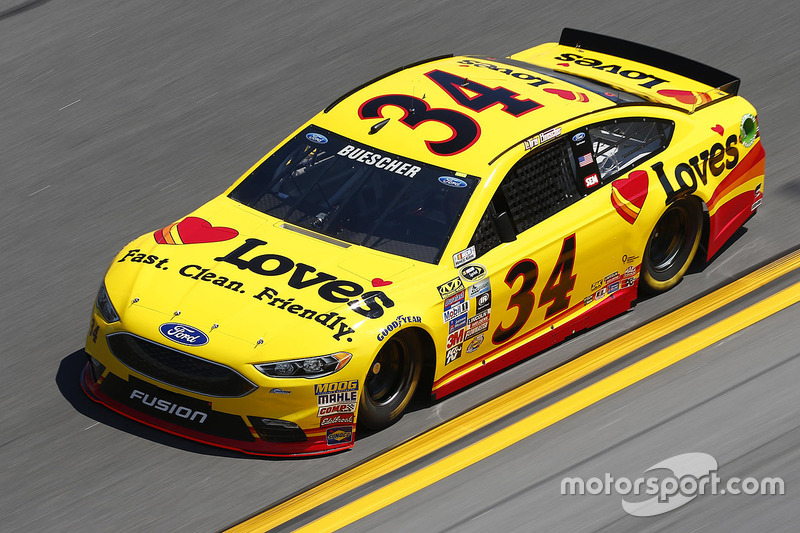 Startplatz 17: Chris Buescher (Front-Row-Ford)