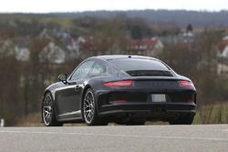 Porsche 911 R spyfoto