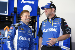 Ricky Stenhouse Jr., Roush Fenway Racing Ford; Mike Kelley