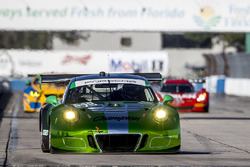 #540 Black Swan Racing Porsche GT3 R : Tim Pappas, Nicky Catsburg, Andy Pilgrim