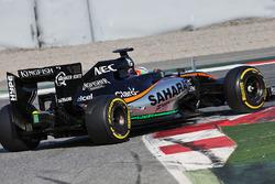 Alfonso Celis Jr., Sahara Force India F1 VJM09
