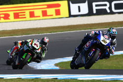 Alex Lowes, Pata Yamaha and Sylvain Barrier, Team Pedercini