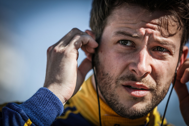 Bleibt: Marco Andretti