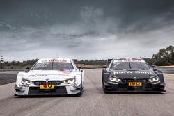 Martin Tomczyk, BMW Team Schnitzer BMW M4 DTM;  Bruno Spengler, BMW Team MTEK BMW M4 DTM