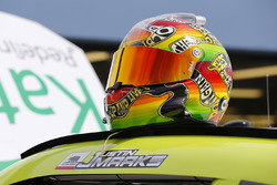 Casco de Justin Marks, Chip Ganassi Racing Chevrolet