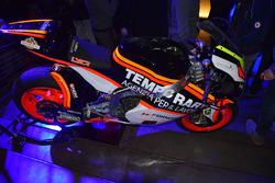 Moto2-Bike von Forward Racing