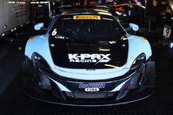 #6 K-Pax Racing McLaren 650S GT3: Остін Киндрик