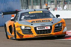 #2 CRP Racing Audi R8: Кайл Марчеллі