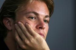 FIA press conference: Nico Rosberg, Williams F1 Team