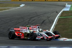Занос Адриана Сутиля, Force India F1 Team