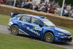 Markko Martin, 2008 Subaru Impreza WRC