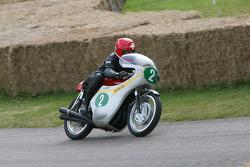 Luigi Taveri, Honda RC163 1961
