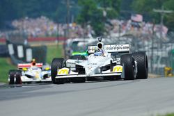 Pace lap: Graham Rahal