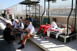 Jerome D'Ambrosio, Dams, Ho-Pin Tung, Trident Racing, Giorgio Pantano, Racing Engineering, Mike Conw