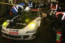 #60 Prospeed Competition Porsche 911 GT3 RS: Mikael Forsten, Markus Palttala, Wolf Henzler, Geoffroy Horion