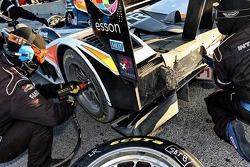 #30 Intersport Racing: Ryan Lewis, John Faulkner