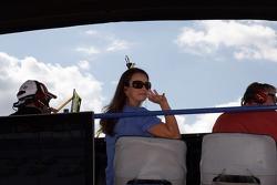 Greg Biffle's wife, Nicole