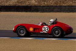 1955 Maserati 300S, Peter LeSaffre